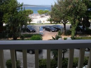 Apartment in the centre of Crikvenica.
